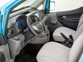 Ver foto 11 de Nissan Evalia Combi electrica 2014