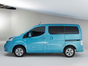 Ver foto 5 de Nissan Evalia Combi electrica 2014