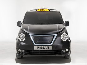 Ver foto 2 de Nissan e-NV200 London Taxi Prototype 2014
