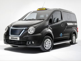 Ver foto 1 de Nissan e-NV200 London Taxi Prototype 2014