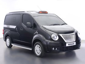 Ver foto 2 de Nissan e-NV200 London Taxi 2014