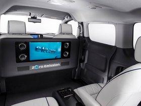 Ver foto 7 de Nissan e-NV200 VIP Concept 2014