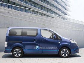 Ver foto 2 de Nissan e-NV200 VIP Concept 2014
