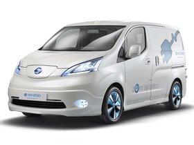Fotos de Nissan e-NV200 Van Concept 2012