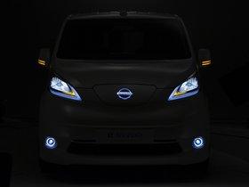 Ver foto 10 de Nissan e-NV200 Van Concept 2012