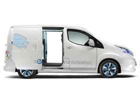 Ver foto 9 de Nissan e-NV200 Van Concept 2012