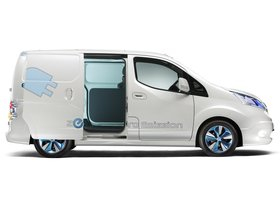 Ver foto 7 de Nissan e-NV200 Van Concept 2012