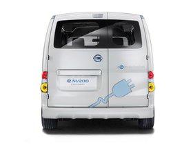 Ver foto 4 de Nissan e-NV200 Van Concept 2012