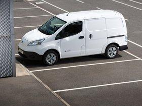 Ver foto 21 de Nissan e-NV200 Van UK 2014