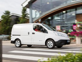 Ver foto 20 de Nissan e-NV200 Van UK 2014