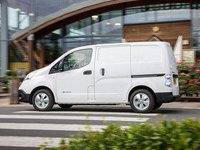 Ver foto 19 de Nissan e-NV200 Van UK 2014