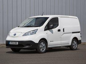 Ver foto 18 de Nissan e-NV200 Van UK 2014
