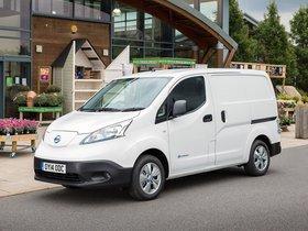 Ver foto 17 de Nissan e-NV200 Van UK 2014