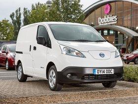 Ver foto 16 de Nissan e-NV200 Van UK 2014