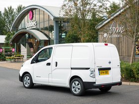 Ver foto 15 de Nissan e-NV200 Van UK 2014
