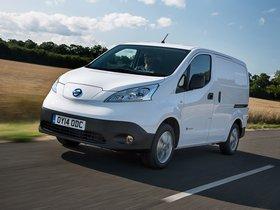 Ver foto 14 de Nissan e-NV200 Van UK 2014