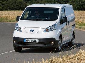 Ver foto 13 de Nissan e-NV200 Van UK 2014