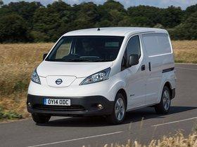 Ver foto 12 de Nissan e-NV200 Van UK 2014
