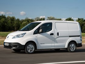 Ver foto 11 de Nissan e-NV200 Van UK 2014