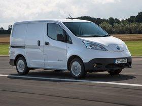 Ver foto 10 de Nissan e-NV200 Van UK 2014