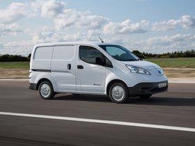 Ver foto 9 de Nissan e-NV200 Van UK 2014