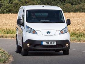 Ver foto 8 de Nissan e-NV200 Van UK 2014