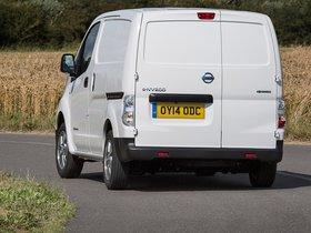 Ver foto 7 de Nissan e-NV200 Van UK 2014