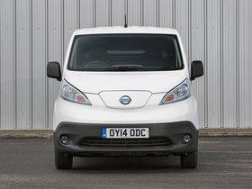 Ver foto 6 de Nissan e-NV200 Van UK 2014
