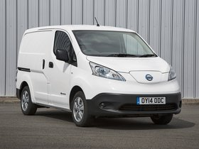 Ver foto 5 de Nissan e-NV200 Van UK 2014