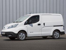 Ver foto 4 de Nissan e-NV200 Van UK 2014