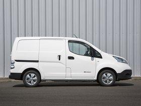 Ver foto 3 de Nissan e-NV200 Van UK 2014