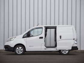 Ver foto 2 de Nissan e-NV200 Van UK 2014