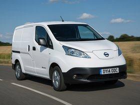 Fotos de Nissan e-NV200 Van UK 2014