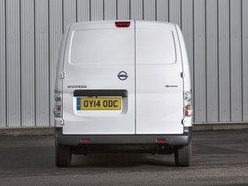 Ver foto 25 de Nissan e-NV200 Van UK 2014