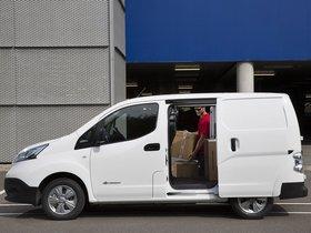 Ver foto 24 de Nissan e-NV200 Van UK 2014