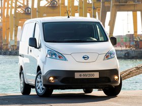Ver foto 3 de Nissan e-NV200 Furgón 2014