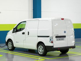 Ver foto 2 de Nissan e-NV200 Furgón 2014