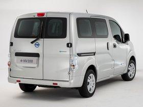 Ver foto 4 de Nissan e-NV200 2014