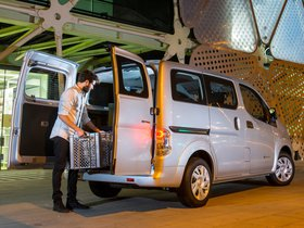 Ver foto 3 de Nissan e-NV200 2014
