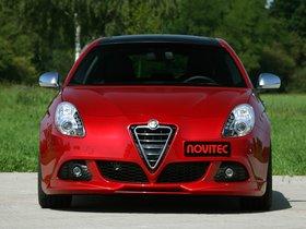 Ver foto 12 de Novitec Alfa Romeo Giulietta 2011