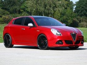 Ver foto 4 de Novitec Alfa Romeo Giulietta 2011