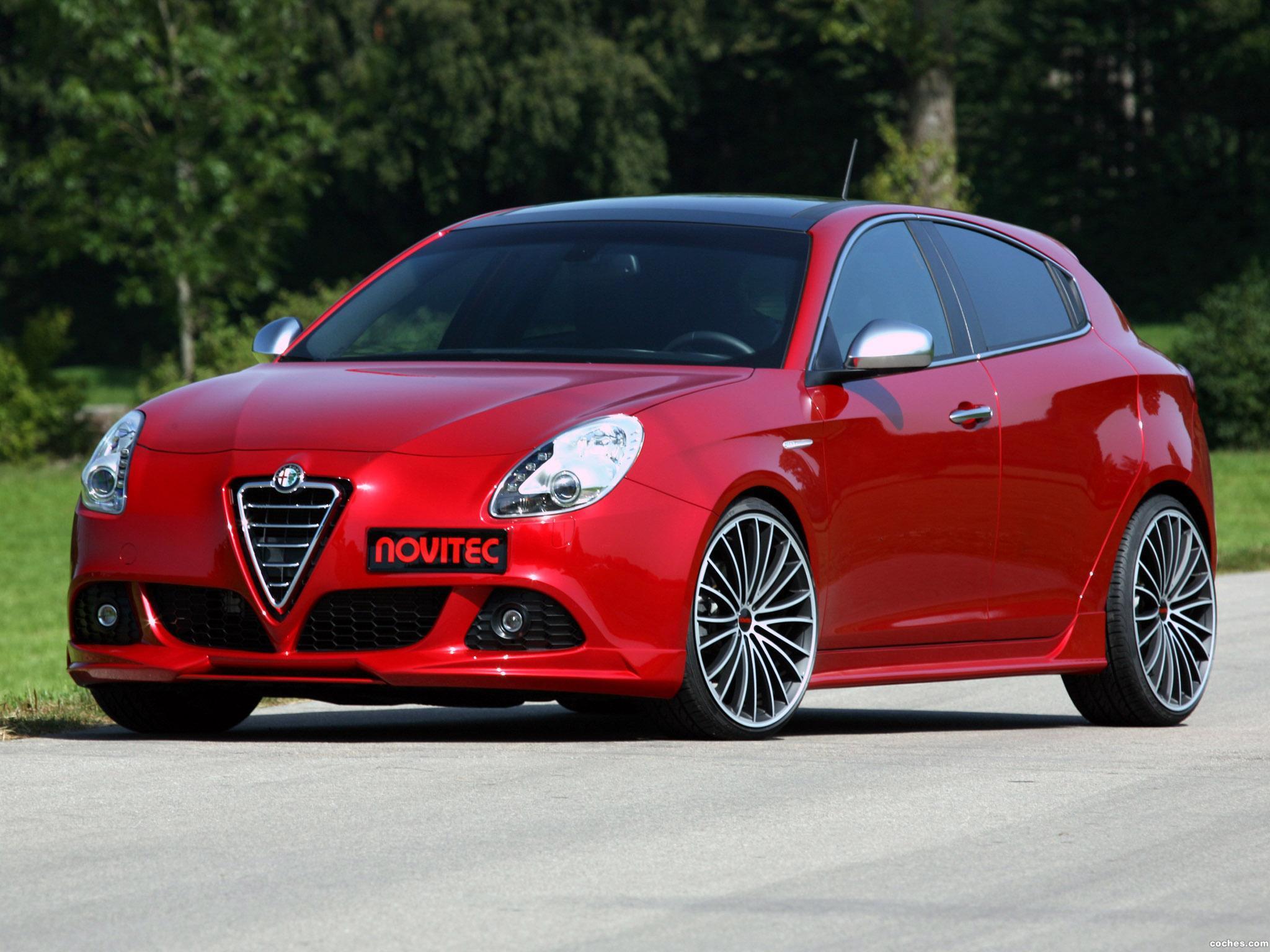 Foto 0 de Novitec Alfa Romeo Giulietta 2011