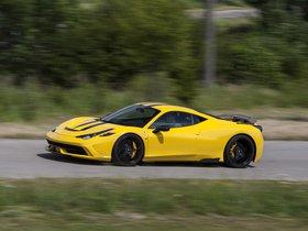 Ver foto 3 de Novitec Ferrari 458 Speciale 2014