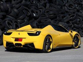 Ver foto 10 de Novitec Ferrari 458 Spider 2012