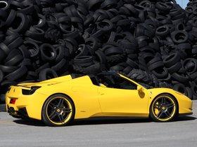 Ver foto 9 de Novitec Ferrari 458 Spider 2012