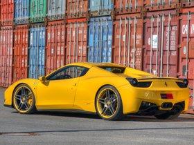 Ver foto 8 de Novitec Ferrari 458 Spider 2012