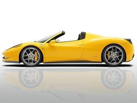 Ver foto 6 de Novitec Ferrari 458 Spider 2012