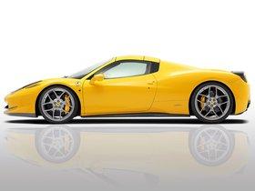 Ver foto 5 de Novitec Ferrari 458 Spider 2012