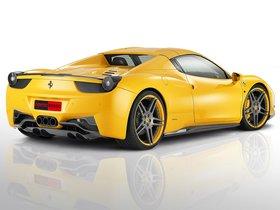 Ver foto 3 de Novitec Ferrari 458 Spider 2012