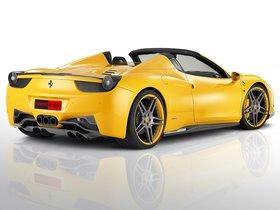 Ver foto 2 de Novitec Ferrari 458 Spider 2012